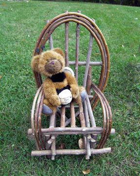 Item# 790 - Doll Chair