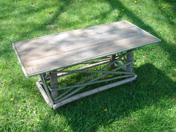 Item# 309 - Field View Coffee Table