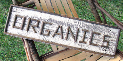 Item# 101 - 1 side/custom lettering