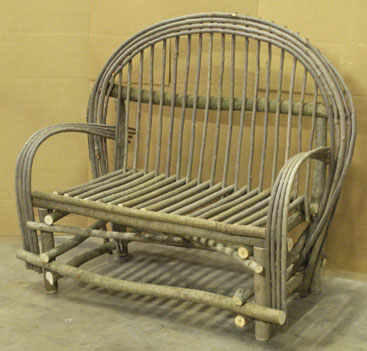 Item# 210 - Willow Twig Loveseat