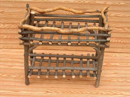 Item# 519 - Planter Box w/Curly Willow