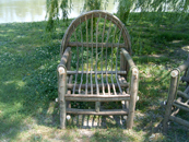Item# 205 - Simplicity Chair