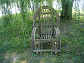 Item# 206 - Bridgewater Oval Chair
