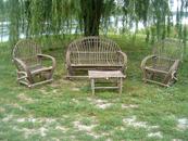 Item# 277 - Rivertree Garden Willow Set